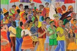 The Art Of Shared Experiences New Haitian Works Fr