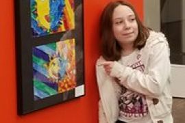 Young Artists At The Figge 2018