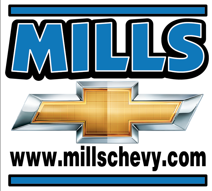 Mills decal 2